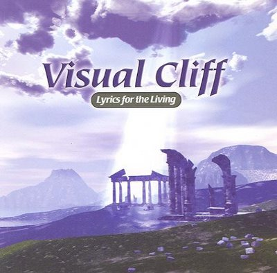 Visual Cliff - Lyrics for the Living  CD (album) cover