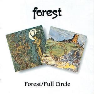 Forest Forest/Full Circle album cover