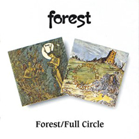 Forest/Full Circle by FOREST album cover