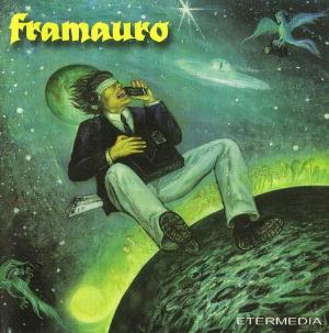Etermedia  by FRAMAURO album cover