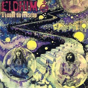 Elohim A LAube Du Verseau album cover