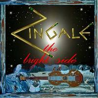 Zingale - The Bright Side CD (album) cover