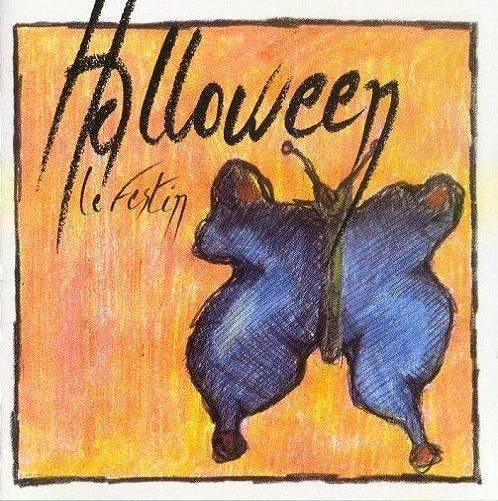 Halloween - Le Festin CD (album) cover