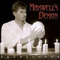 Maxwell's Demon - Prometheus  CD (album) cover
