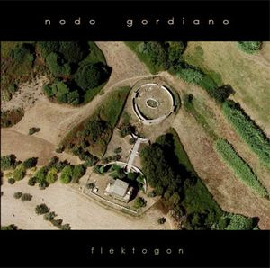 Nodo Gordiano - Flektogon CD (album) cover