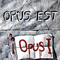 Opus I by OPUS EST album cover