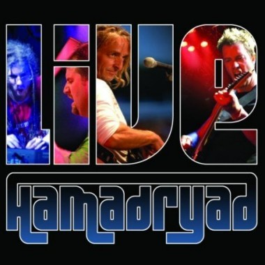 Hamadryad Live In France 2006 album cover