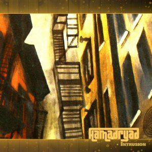 Intrusion by HAMADRYAD album cover