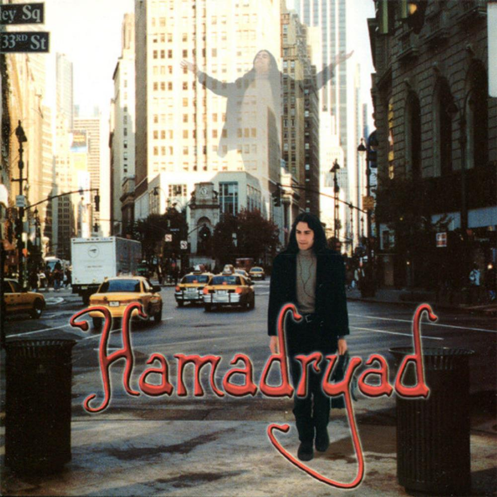 Hamadryad - Conservation Of Mass CD (album) cover