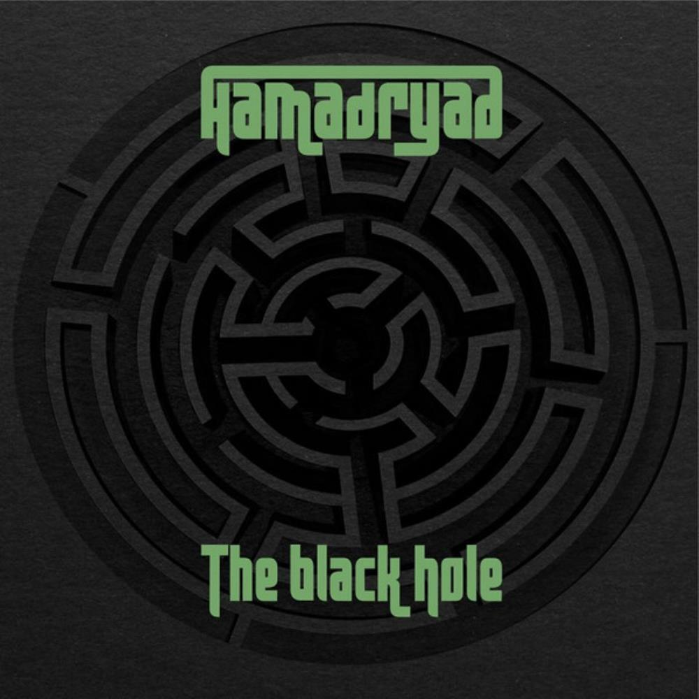 The Black Hole by HAMADRYAD album cover