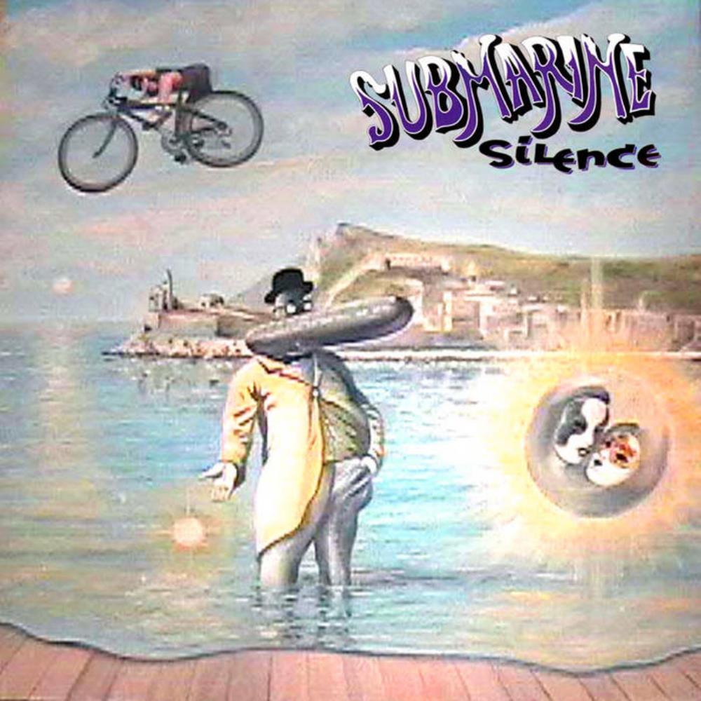 Submarine Silence by SUBMARINE SILENCE album cover