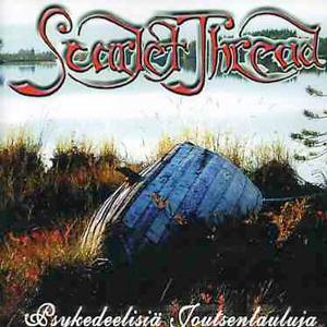 Psykedeelisiä Joutsenlauluja by SCARLET THREAD album cover