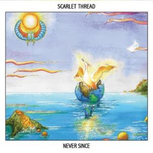 Scarlet Thread - Never Since CD (album) cover