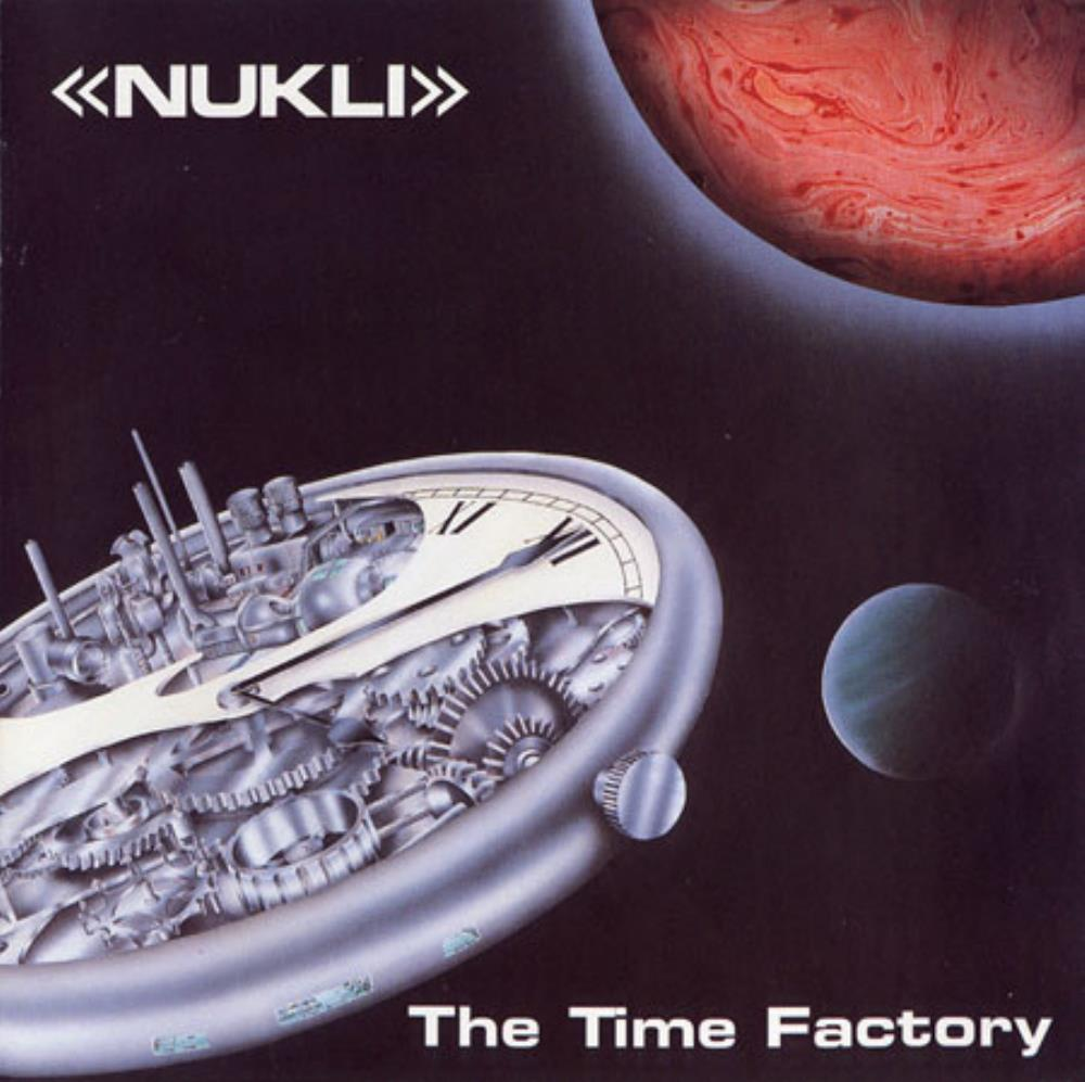 Nukli - The Time Factory CD (album) cover