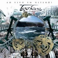 Ao Vivo Em Niterói by TARKUS album cover