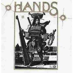 Hands - Hands CD (album) cover