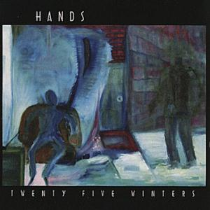 Twenty Five Winters by HANDS album cover