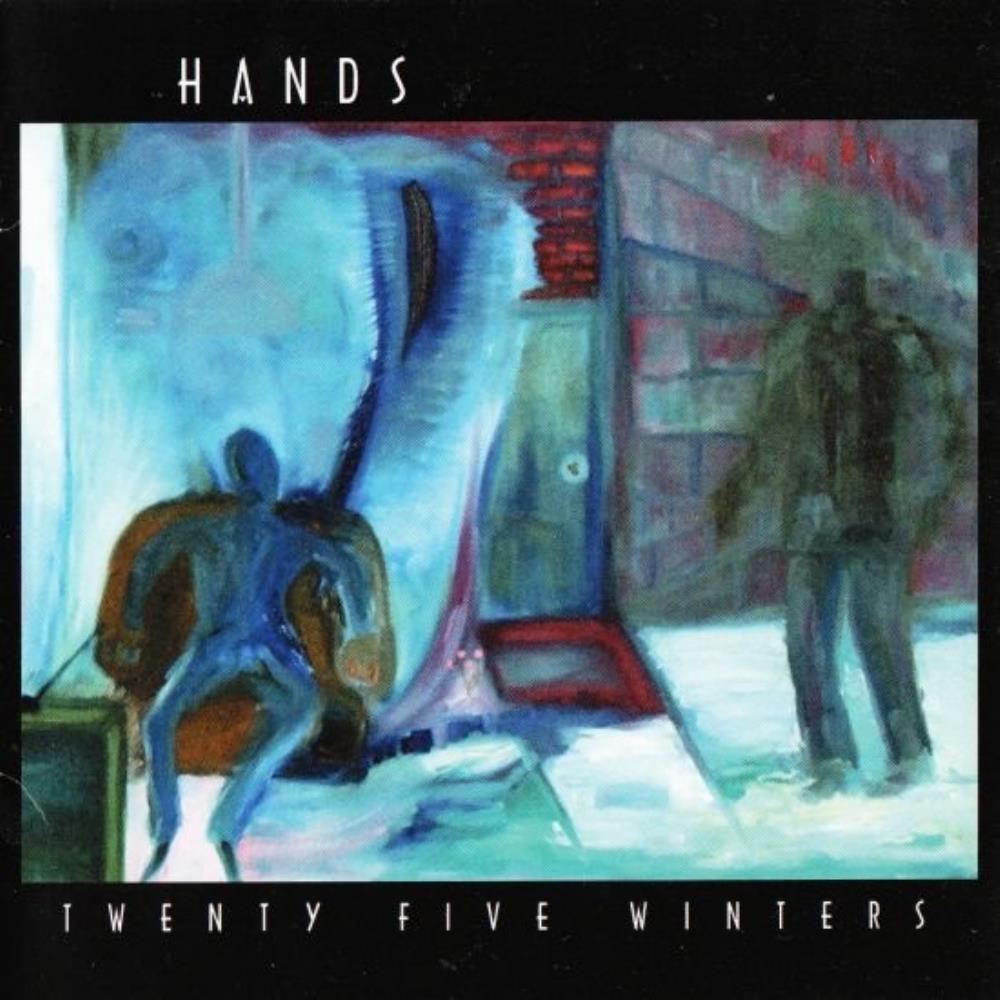 Twenty Five Winters by HANDS album cover
