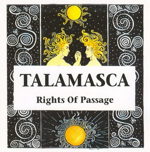 Rights Of Passage by TALAMASCA album cover