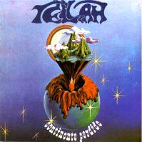 Continente Perdido by TELLAH album cover