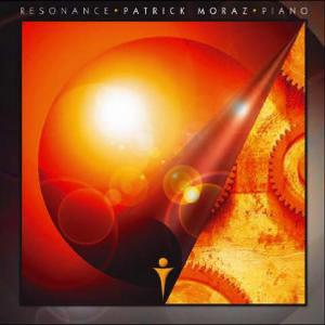 Patrick Moraz Resonance album cover