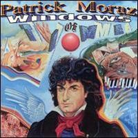 Windows Of Time  by MORAZ, PATRICK album cover