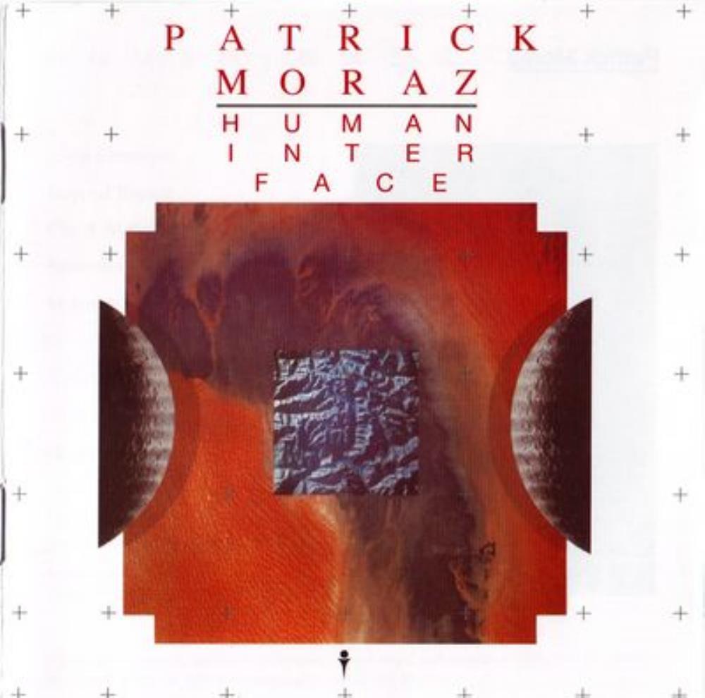 Human Interface by MORAZ, PATRICK album cover