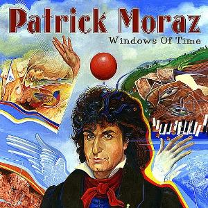 Patrick Moraz - Windows Of Time  CD (album) cover