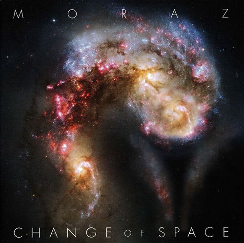 Patrick Moraz Change Of Space album cover