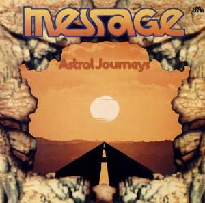 Message - Astral Journeys  CD (album) cover