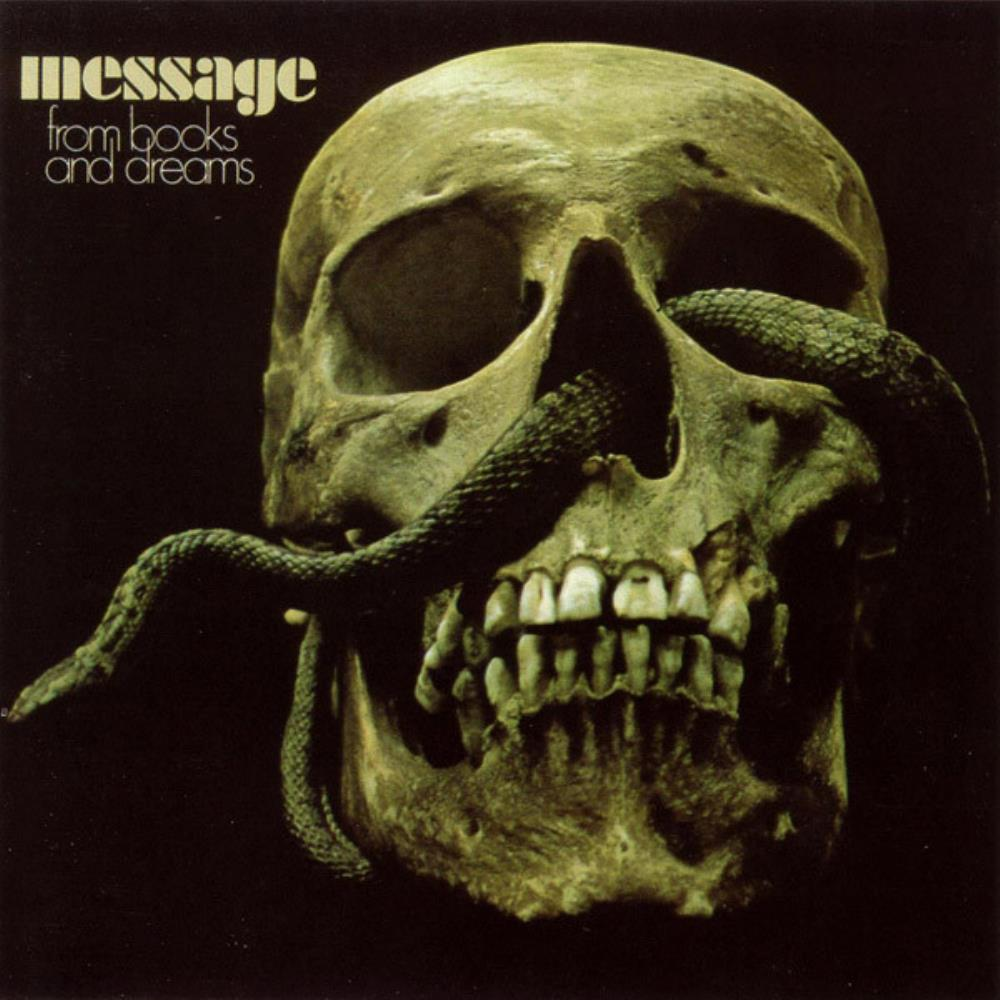 Message - From Books And Dreams CD (album) cover