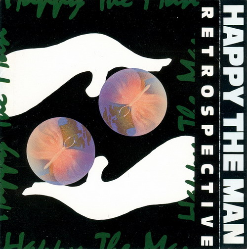 Happy The Man - Retrospective CD (album) cover
