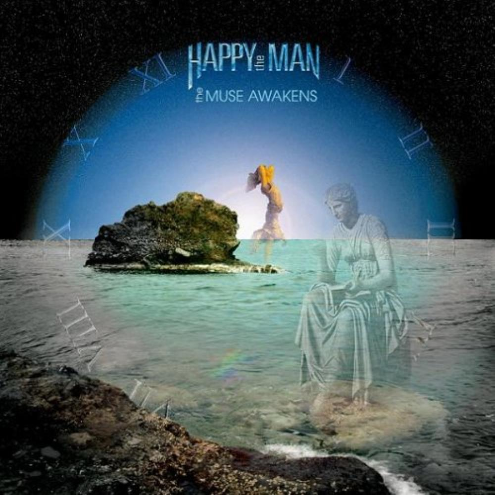 The Muse Awakens by HAPPY THE MAN album cover