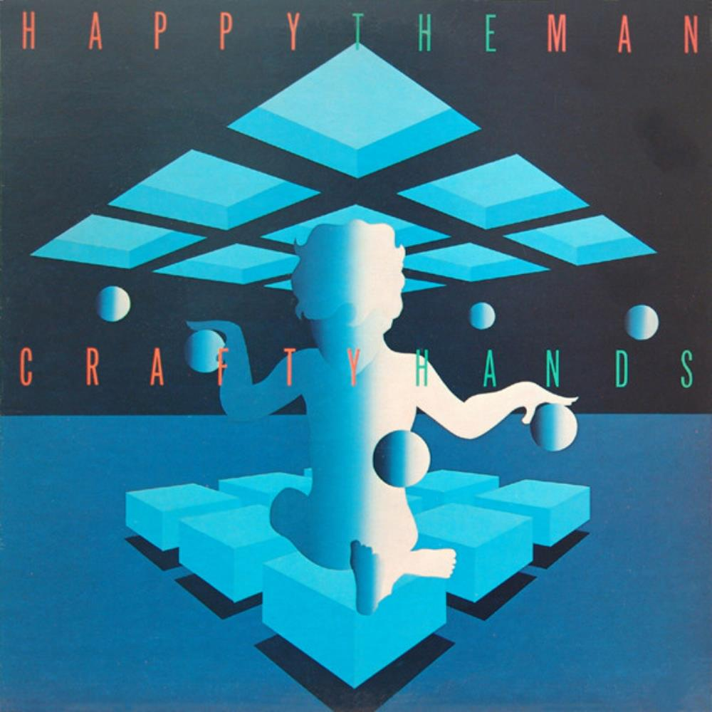 Crafty Hands by HAPPY THE MAN album cover