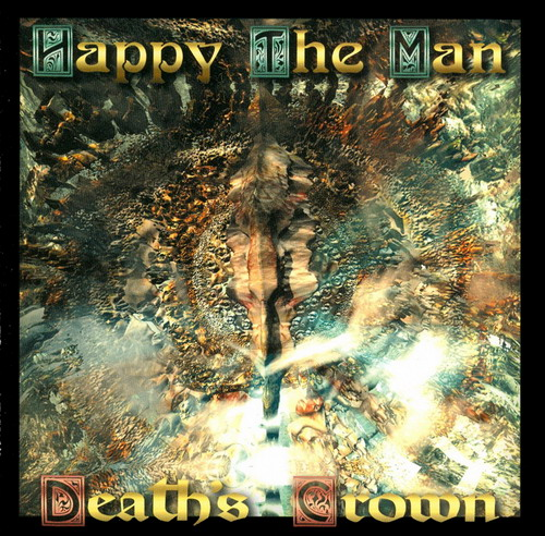 Happy The Man - Death's Crown CD (album) cover