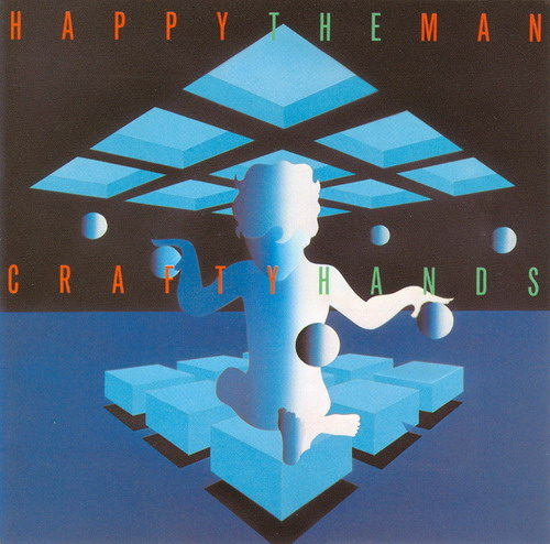 Happy The Man - Crafty Hands CD (album) cover