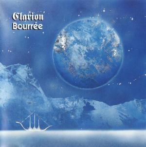 Bourr�e by CLARION album cover