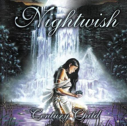 Nightwish - Century Child CD (album) cover