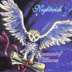 Nightwish Sacrament of Wilderness album cover