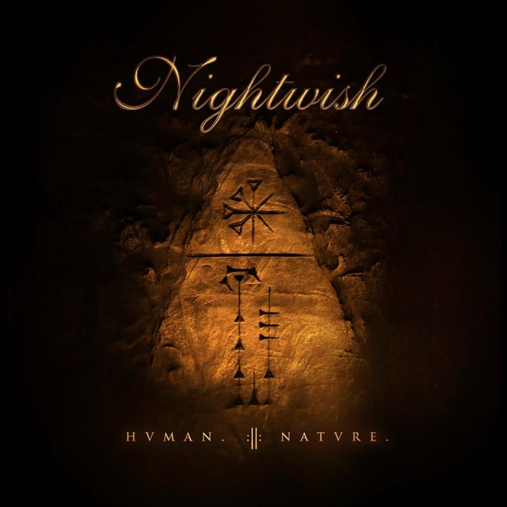 Nightwish - Human. :ǁ: Nature. CD (album) cover