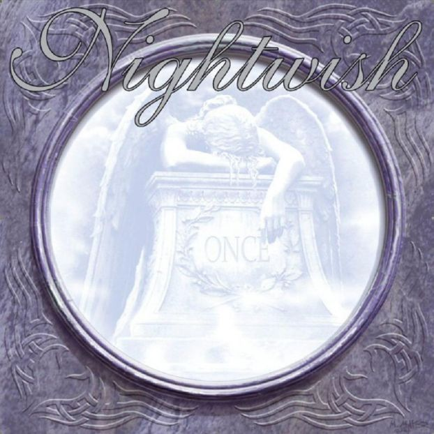 Nightwish - Once CD (album) cover
