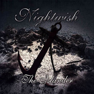 Nightwish The Islander album cover
