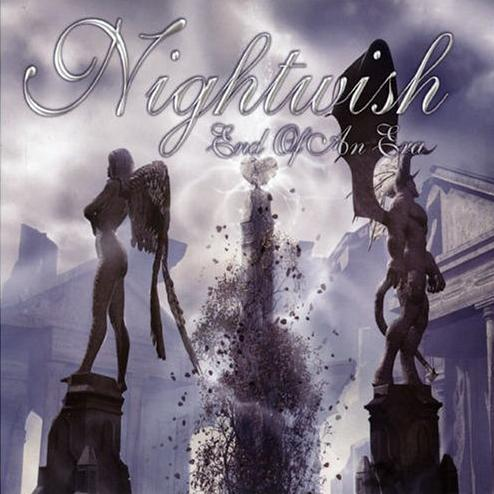 Nightwish - End Of An Era CD (album) cover