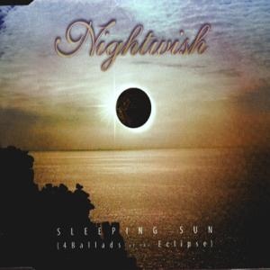 Nightwish Sleeping Sun (Four Ballads Of The Eclipse) album cover