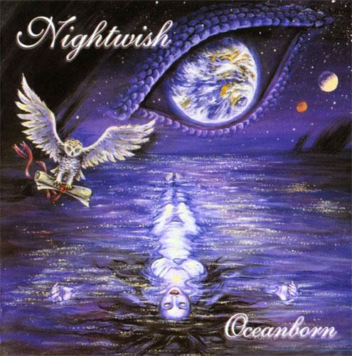Oceanborn by NIGHTWISH album cover