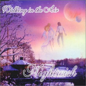 Nightwish Walking In The Air album cover