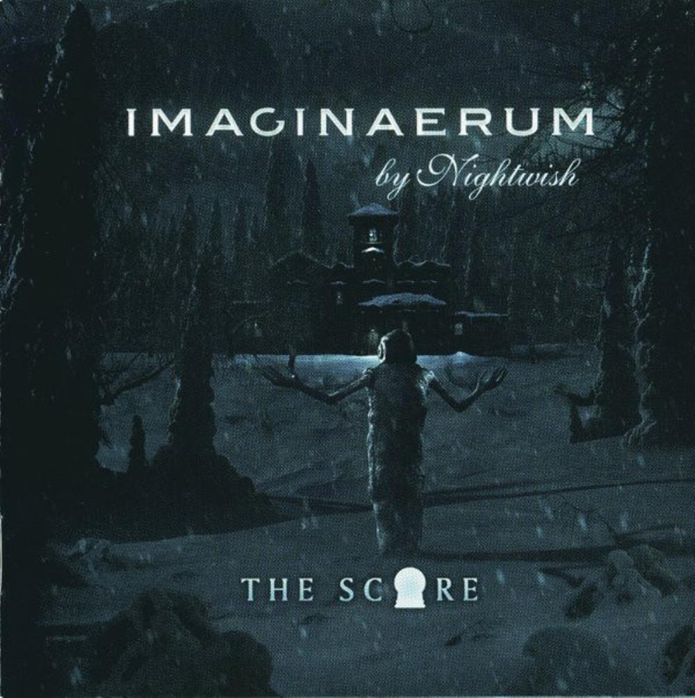 Nightwish - Imaginaerum - The Score (OST) CD (album) cover