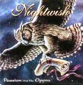Nightwish Passion and the Opera album cover