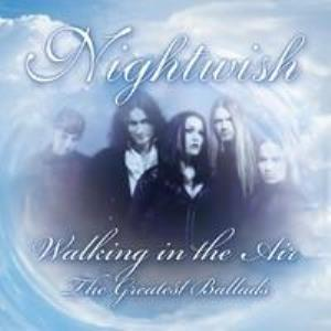 Walking in the Air - The Greatest Ballads by NIGHTWISH album cover