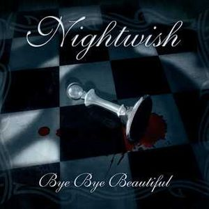 Nightwish Bye Bye Beautiful album cover